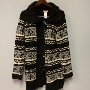 Italian Womens Sweater L